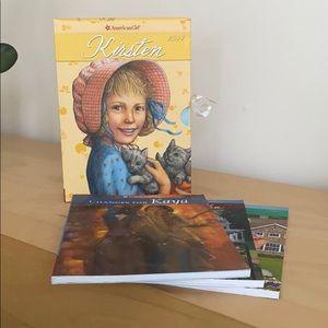 American girl doll book bundle